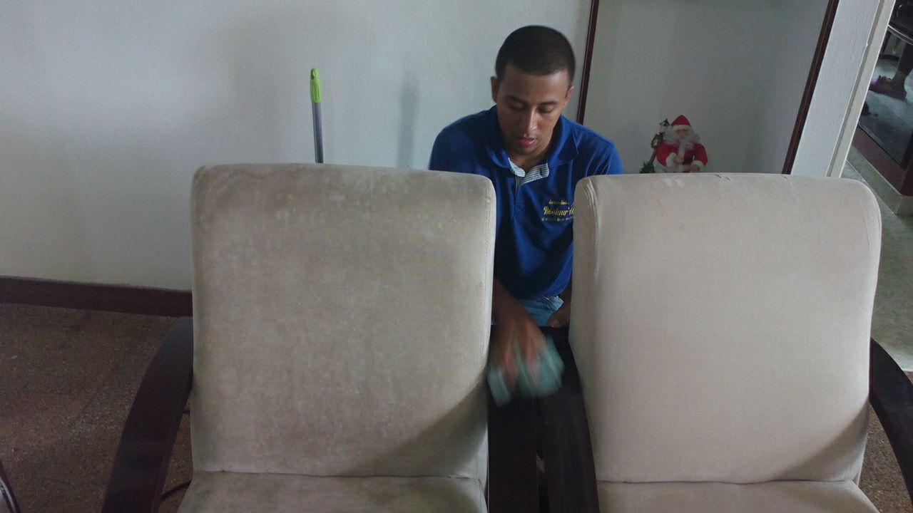 lavado de muebles cali