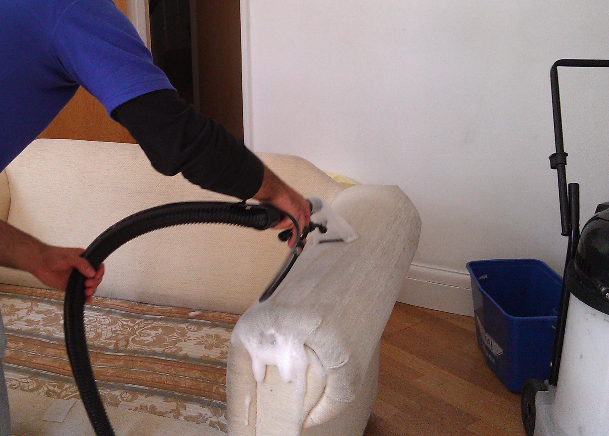 seguridad en lavado de muebles cali