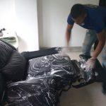 resultados visibles en lavado de muebles cali