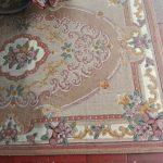 alfombras, mugre, acaros, lavado