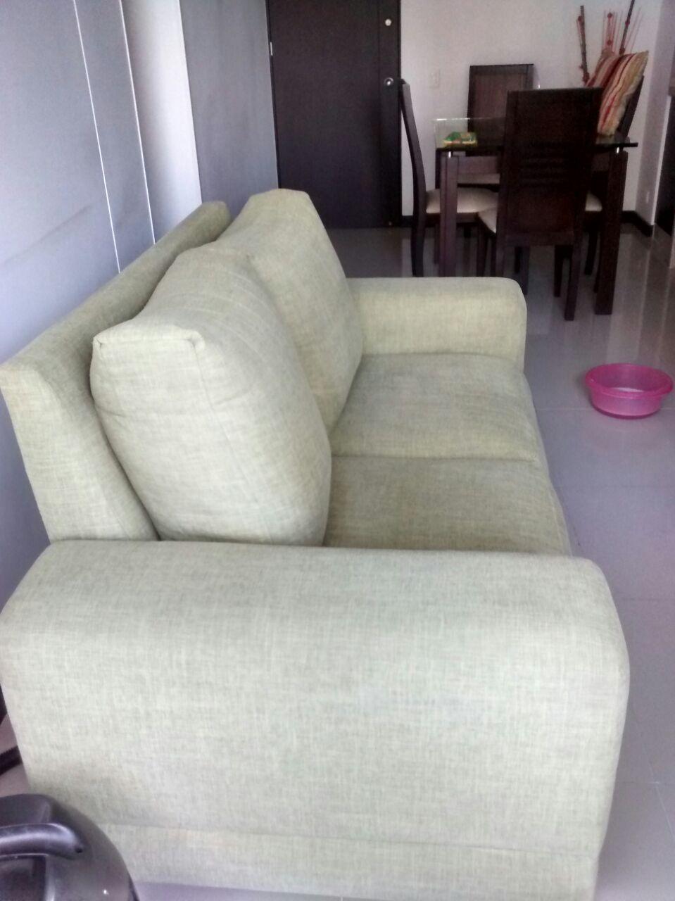Lavado en seco de muebles cali