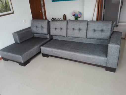 limpieza de muebles en cuero