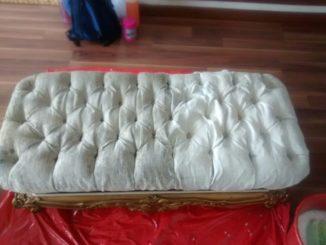 Lavado de todo tipo de tapicería cali